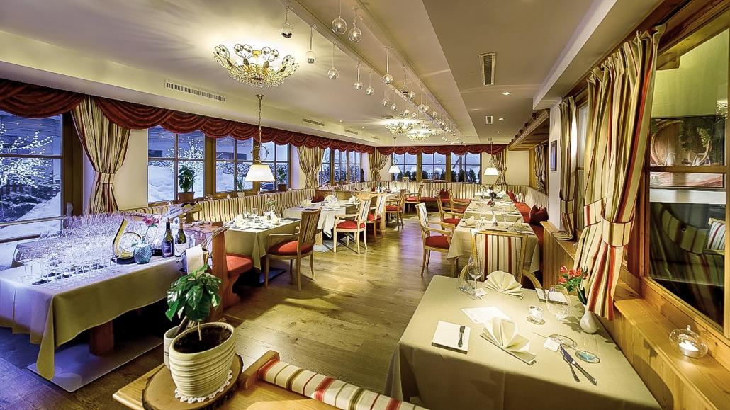 Hotel Unterlechner Restaurant