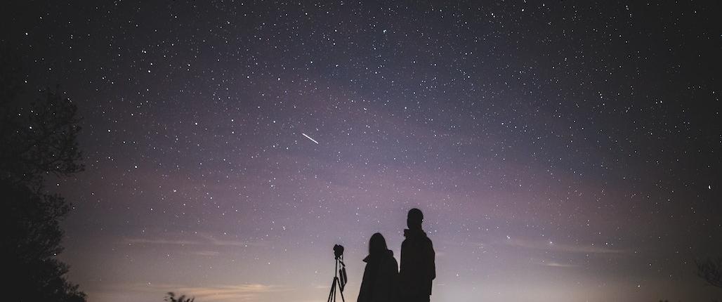 Sternschnuppen-Tage