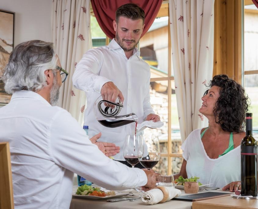 Hotel Unterlechner Weinkultur